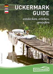 Uckermark Shopping Guide