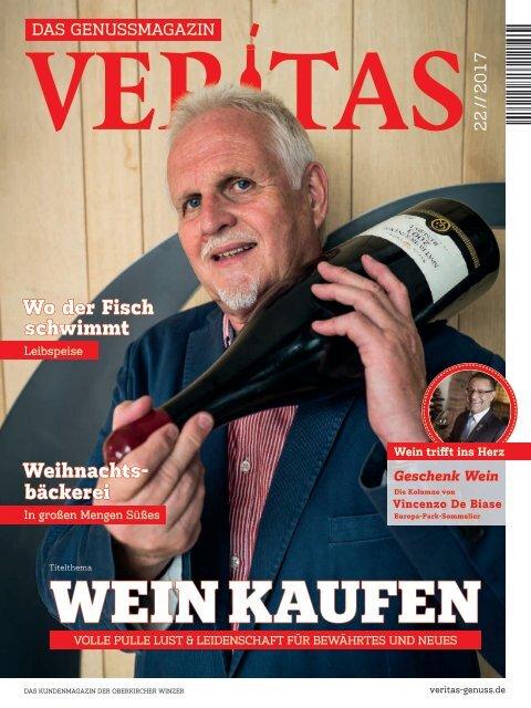 VERITAS - Das Genussmagazin / Ausgabe - 22-2017
