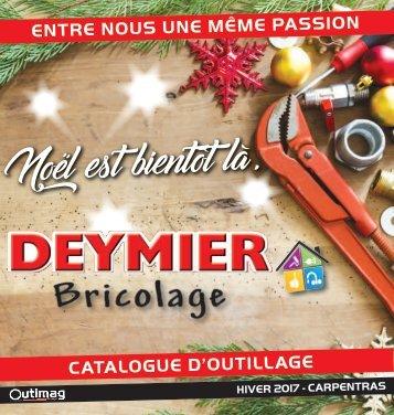 CATALOGUE DEYMIER HIVER 2017 2018