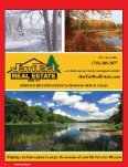 Boulder Junction Visitor Guide - 2018 - Page 2
