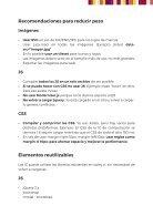 Manual para optimización de peso minisitios - Page 2