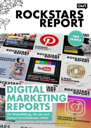 Digital Marketing Reports - Online Marketing Rockstars