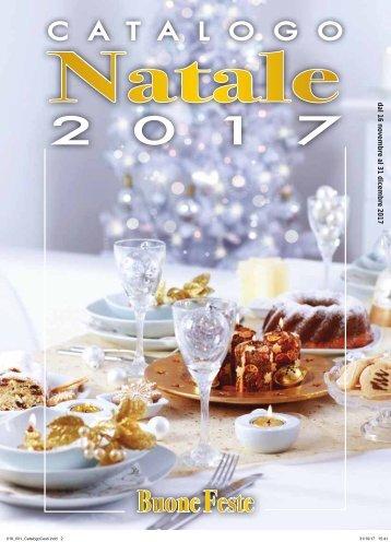 Catalogo Natalizio valido dal 16 novembre al 31 dicembre