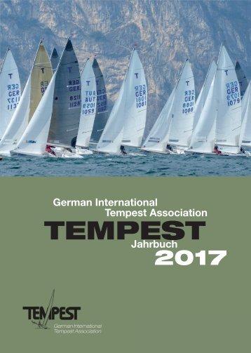 TEMPEST Jahrbuch 2017