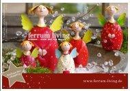 Ferrum Living Weihnachtsshopping 2017