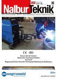 Nalbur Teknik Kasım 2017