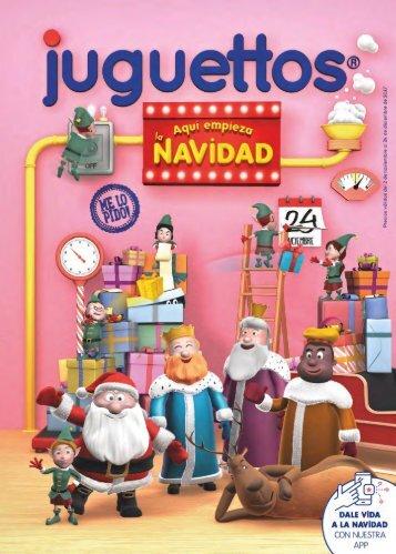 Catálogo Juguettos NAVIDAD 2017