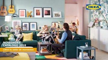 Catálogo IKEA Novedades 2018