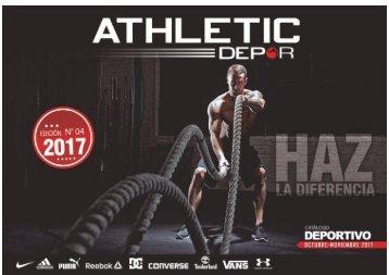 Athletic Depor - Octubre Noviembre 2017