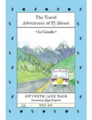 The Travel Adventures of PJ Mouse in Canada - preview