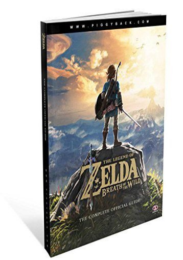 Online Book The Legend of Zelda: Breath of the Wild: The Complete Official Guide - Read Unlimited eBooks and Audiobooks