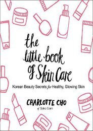 Download [PDF] The Little Book of Skin Care: Korean Beauty Secrets for Healthy, Glowing Skin - All Ebook Downloads