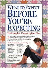 Download [PDF] What to Expect Before You re Expecting - Read Unlimited eBooks and Audiobooks