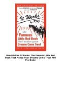 Read Online  It Works: The Famous Little Red Book That Makes Your Dreams Come True! RHJ Pre Order - Page 4