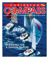 Caribbean Compass Yachting Magazine - November 2017