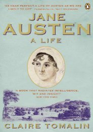Read Online  Jane Austen: A Life Claire Tomalin Full Book