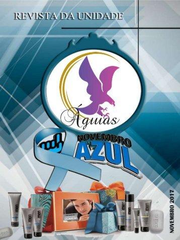REVISTA DA UNIDADE ÁGUIAS - NOVEMBRO 2017