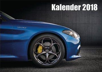 Alfa Kalender 2018