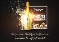 Torarica Events Calendar