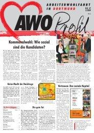 Ausgabe 37 2/2009 - AWO Dortmund