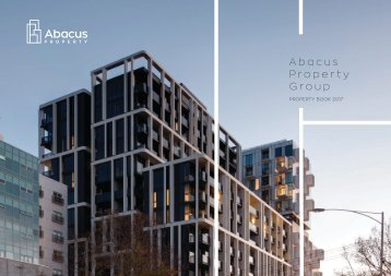 Abacus Property Group – Property Book 2017