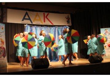 Bilder AAK Showtanz Spektakel 04-11-17