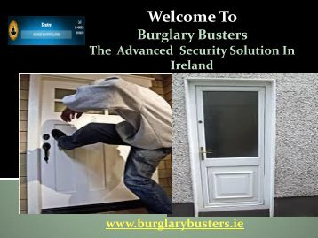Integrated Security Solutions in Ireland