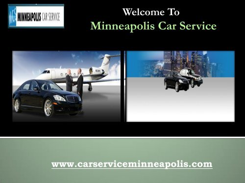 Personal Transportation Services in Minneapolis