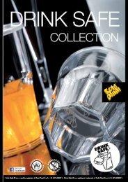drink safe katalog