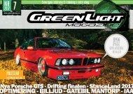 GreenLight Magazine #7 - 2017