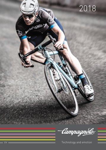 Campagnolo TT & Track Catalog 2018