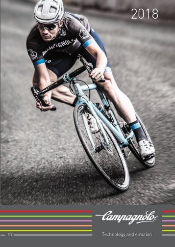 Campagnolo Wheelset Catalogue 2018