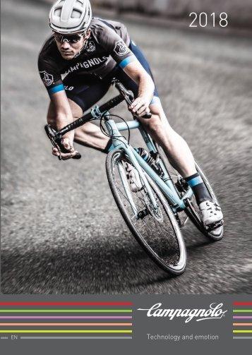Campagnolo Wheelset Catalogue 2018