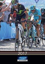 Campagnolo CX Catalogue 2017