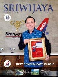 Sriwijaya Magazine November 2017