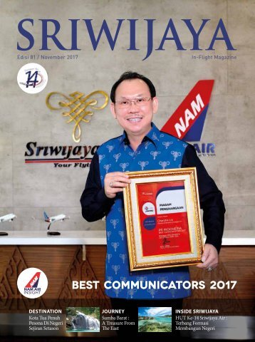 Sriwijaya Magazine November 2017