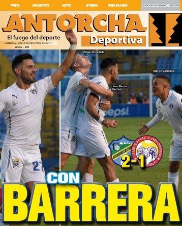 Antorcha Deportiva 289