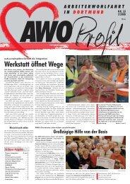 Ausgabe 33 2/2008 - AWO Dortmund