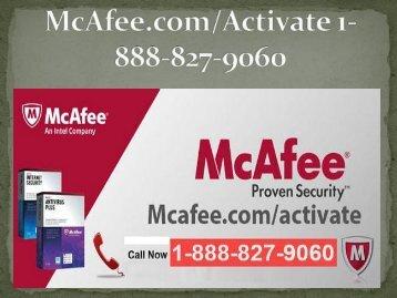 McAfee Com Activate