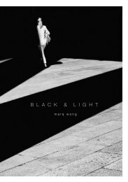 Black and Light by Marq Wong