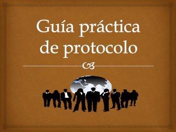 Guía práctica de protocolo (1)