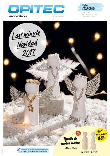 OPITEC Last Minute Navidad 2017 España (T010)