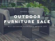 Outdoor Furniture Sale Singapore - Best Outdoor Furniture in Singapore