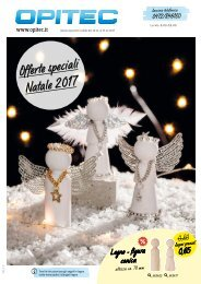 OPITEC Offerte speciali Natale 2017 Italia (T113)