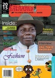 2015 EDITION Vol.2 Issue 09 DIGITAL
