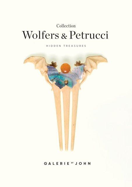 Collection Wolfers & Petrucci: Hidden Treasures