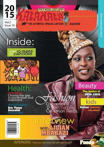 2015 EDITION Vol.2 Issue 10 DIGITAL