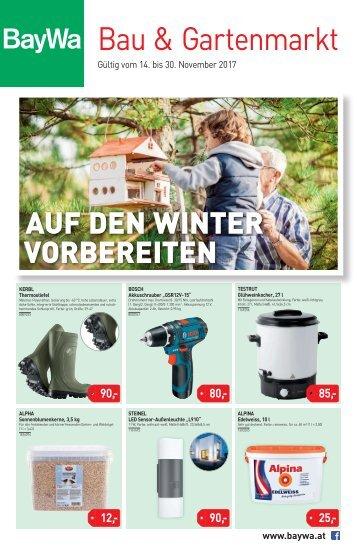 Flugblatt November