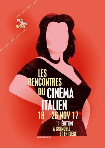 Dolce cinema programme 2017