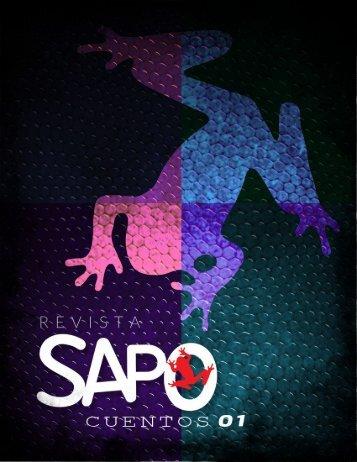 REVISTA SAPO CUENTOS 01